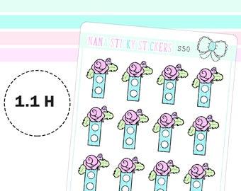 Flower Checklist |S50