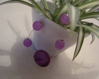 Parma violet simple fashion bracelet