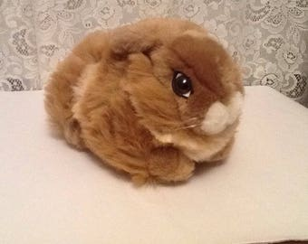 Plush Rabbit American Wego Collectible Vintage Easter Bunny