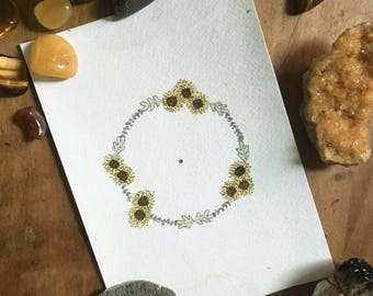 Planetary Symbol - Sun