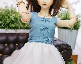SD13/SDGr/DD(S/M/bust) - Short Tulle Dress