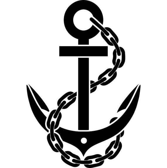 anchor 1 chain ship boat nautical marine sailing sea ocean naval rh etsystudio com marine logo vector file sessa marine logo vector