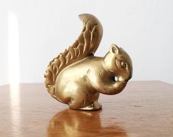 Brass Squirrel