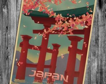 Japan Serenity Zen Poster