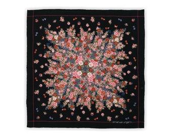 Emanuel Ungaro, silk scarf, women's accessories.
