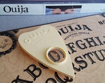 Vintage William Fuld Ouija Board Talking Board Set with Mystifying Oracle in Original Box Spirit Board Haunted Paranormal Activity