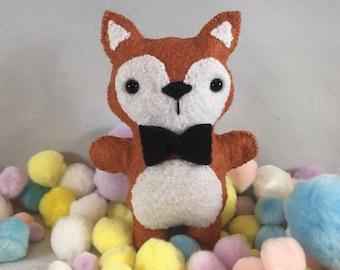 Mr. Dapper Fox
