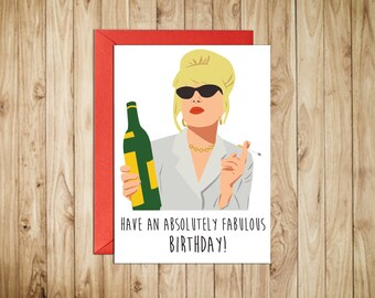Have An Absolutely Fabulous Birthday || Birthday Cards || Greetings Cards