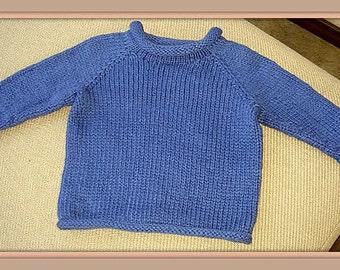 Child's Raglan Pullover