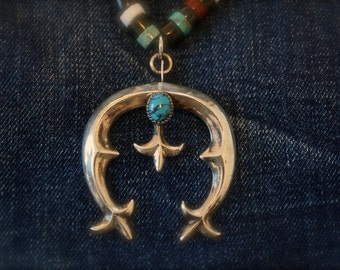 Sterling Silver Naja Necklace
