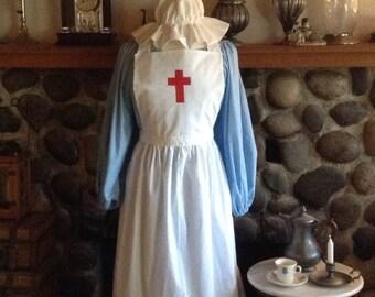 Ladies Florence Nightingale Historical Costume Historical Costumes Victorian Clothing