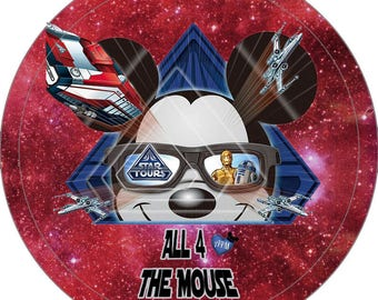 All 4 the Mouse Various Rides Buttons Volume 2