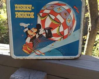 Disney on Parade Lunchbox