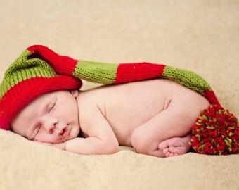 Seasons greetings elf hat Choose your colour