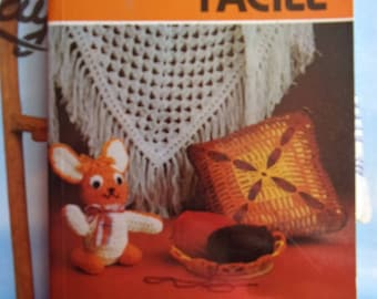 THE CROCHET easy by Genevieve Ploquin fish book