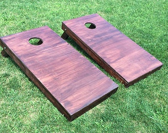 Wood Unfinished Corn Hole Boards