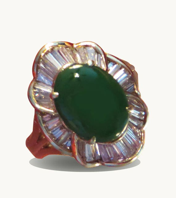 shop amazing on ring coin deal jade roberto diamond