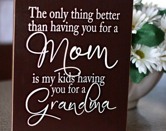 Perfect for Mom/Grandma-- The Only Thing Better