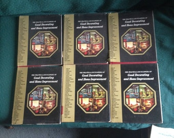 The Practical Encyclopedia Of Good Decorating And Home Improvement Volumes 1-6
