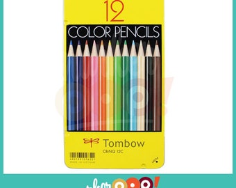 Tombow Colored Pencil Set Of 12