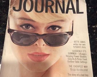 Vintage Journal - Betty Davis