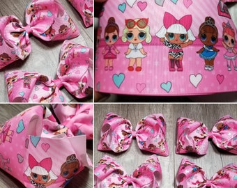 LOL doll bows