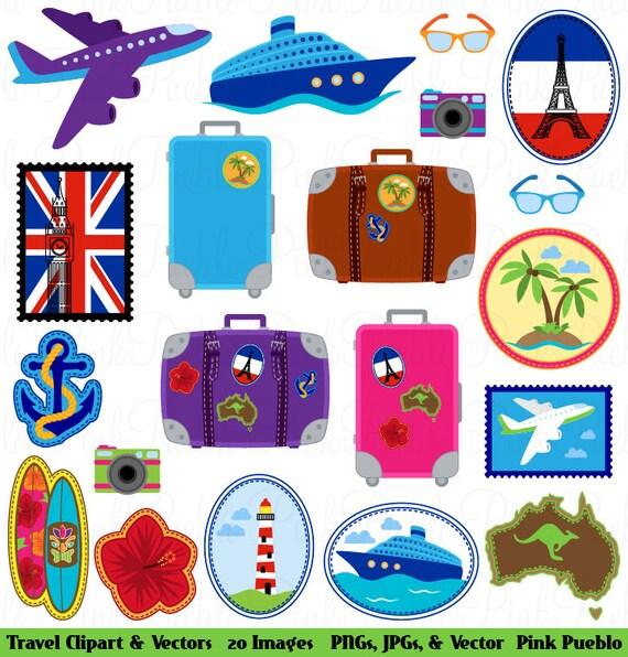 Travel Clipart Clip Art Vacation Beach Clipart Clip Art