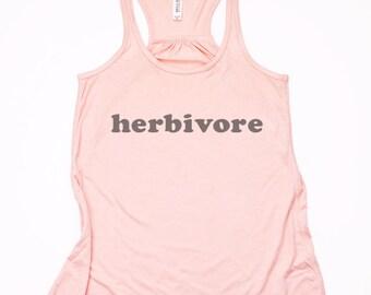 Herbivore Racerback Tank Top