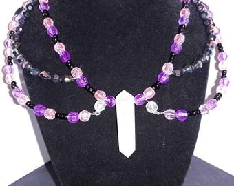 Victorian Stardust Necklace