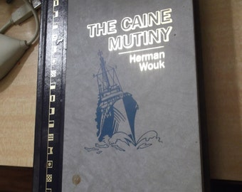 Herman Wouk - The Caine Mutiny - Published 1991