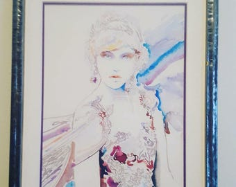 Beautiful Giclee Print by Cate Parr
