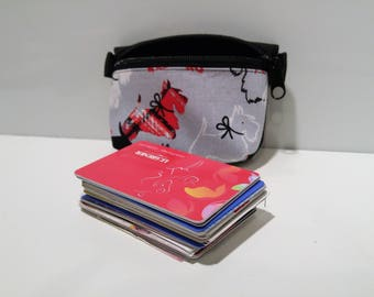 wallet, cards holder for the car for school, vacation