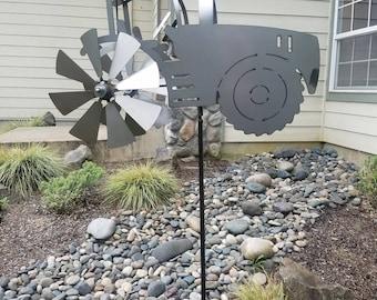 Yard Wind Spinner Kinetic Wind Spinner Metal Wind Spinner
