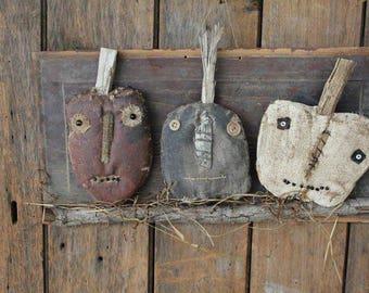 Pumpkin Trio   E-PATTERN by Cinnamon Creek Folk Art