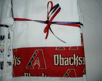 Arizona Diamond Backs Flour Sack Dish Towel