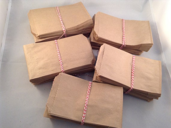 Mini paper bags bulk