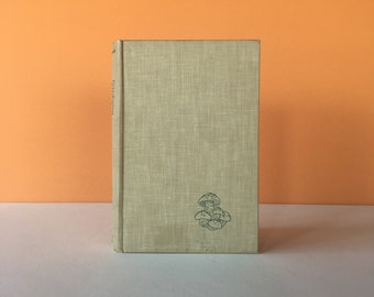 Vintage Gardening With Nature Book, Vintage Gardening Book, Botanical Book, House Plant Book, Flower Garden Book, Illustrated Flowers