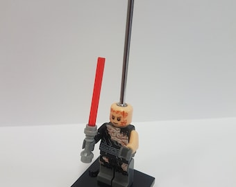 Mini Figure w/ Scoop - Anakin Darth Vader Star Wars