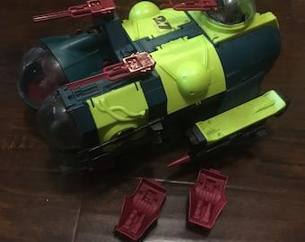 GI Joe - Cobra Bugg Vehicle - 1988