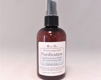 Purification Smudge spray   4 oz