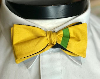 The Walt - Our Disney Inspired bowtie in Pluto colors
