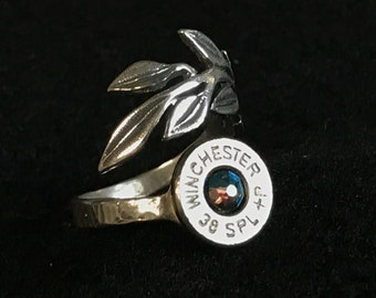 Sterling Silver Winchester Ring