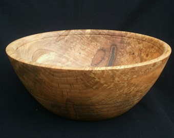 Spalted Sweet gum Bowl/dish