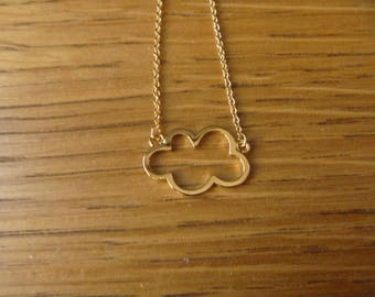 Cloud of Golden Autumn: necklace