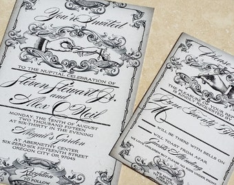 1920s themed wedding invitation,Gatsby Wedding,Roaring 20s wedding invitations,ritzy,speakeasy wedding,vaudeville wedding,antique gatsby