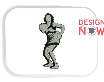 4 Designs - Dance Machine Embroidery Design