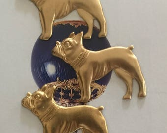 French Bulldog Dog (2 pc)