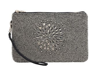 Night Bloom Clutch