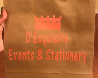 Personalized Gift Bags for all Occassions