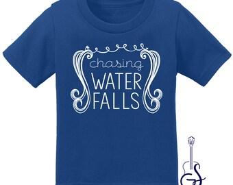 Chasing Waterfalls - Infant/Toddler/Kids Tee
